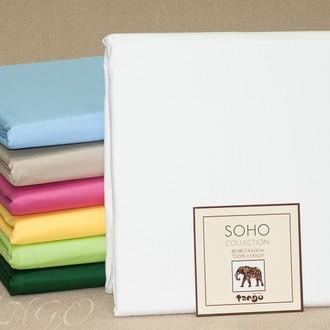 Простынь Tango SOHO BS2426-100 хлопковый сатин
