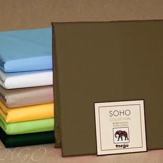 Простынь Tango SOHO BS2426-29 хлопковый сатин