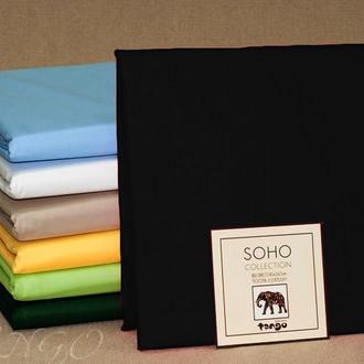 Простынь Tango SOHO BS2426-19 хлопковый сатин