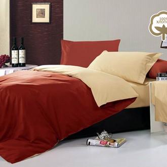 Комплект постельного белья Tango 1014-JT24 хлопковый сатин