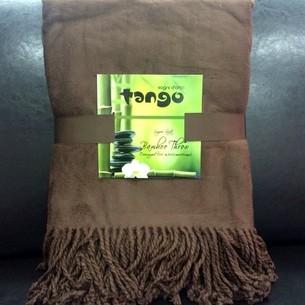 Плед Tango BAMBOO THROW 03 бамбуковая микрофибра 150х200