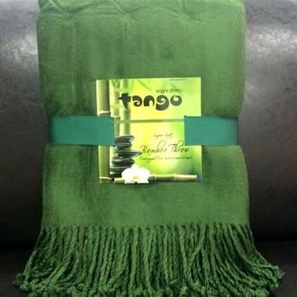 Плед Tango BAMBOO THROW 01 бамбуковая микрофибра