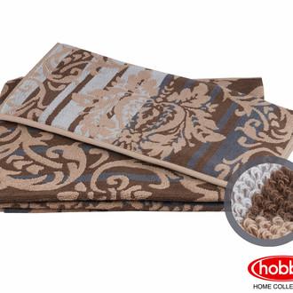 Полотенце для ванной Hobby Home Collection AVANGARD хлопковая махра (коричневый)