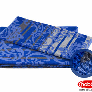 Полотенце для ванной Hobby Home Collection AVANGARD хлопковая махра синий 70х140