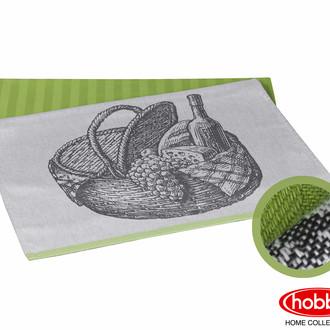 Набор кухонных полотенец Hobby Home Collection FRANCE хлопок (зелёный)