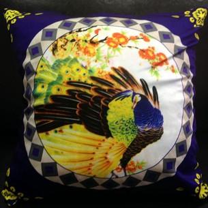 Декоративная наволочка Tango ВЕЛЮР 3D 7030-34