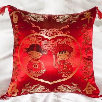 Декоративная наволочка Tango 7008-18 искусственный шёлк