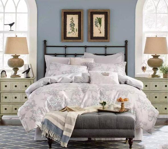 Комплект постельного белья Tango TPIG-95 хлопковый твил 1,5 спальный, фото, фотография