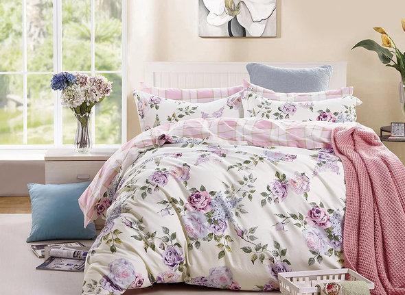 Комплект постельного белья Tango TPIG-211 хлопковый сатин 1,5 спальный, фото, фотография