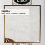 Скатерть круглая Karna LEDA жаккард бордовый D=180, фото, фотография