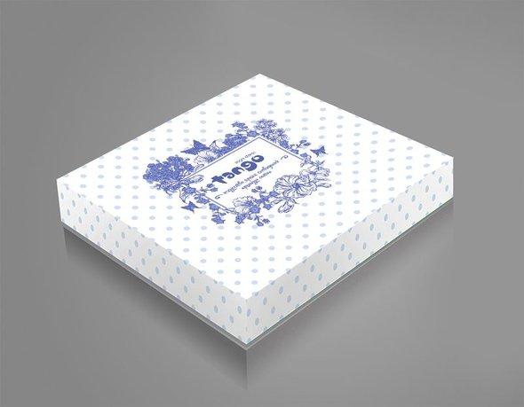 Постельное белье Tango TPIG-205 хлопковый сатин 2-х спальный (нав. 50*70), фото, фотография