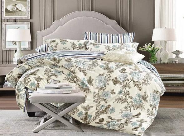 Комплект постельного белья Tango TPIG-122 хлопковый сатин семейный, фото, фотография