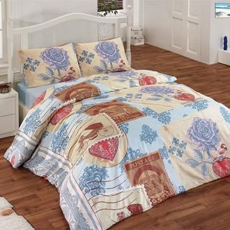 Комплект постельного белья Altinbasak EPISTEL хлопковый ранфорс