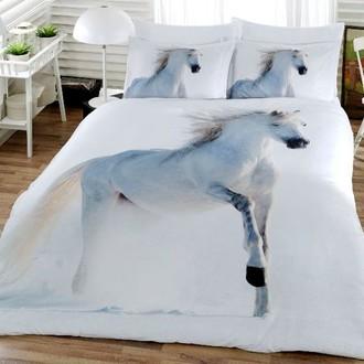 Комплект постельного белья Virginia Secret BAMBOO 3D DIGITAL 28 бамбуковый сатин
