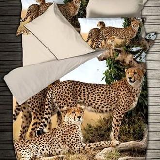 Комплект постельного белья Virginia Secret BAMBOO 3D DIGITAL 06 бамбуковый сатин