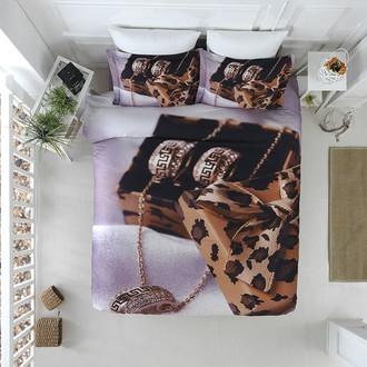Комплект постельного белья Virginia Secret BAMBOO 3D DIGITAL 67 бамбуковый сатин