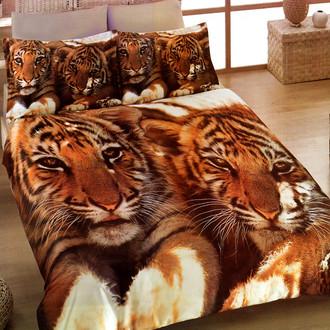 Комплект постельного белья Virginia Secret BAMBOO 3D DIGITAL 99/1 бамбуковый сатин