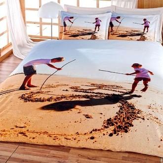 Комплект постельного белья Virginia Secret BAMBOO 3D DIGITAL 25 бамбуковый сатин