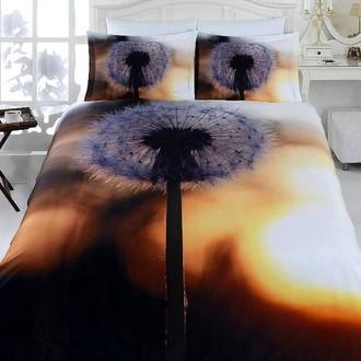 Комплект постельного белья Virginia Secret BAMBOO 3D DIGITAL 62 бамбуковый сатин