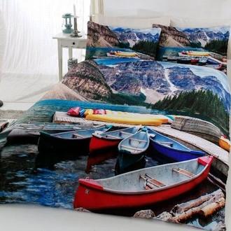 Комплект постельного белья Virginia Secret BAMBOO 3D DIGITAL 27 бамбуковый сатин