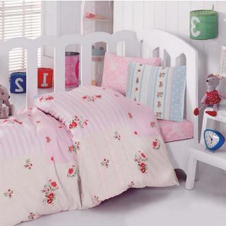 Комплект детского постельного белья в кроватку Cotton Box 1041-04 хлопковый ранфорс