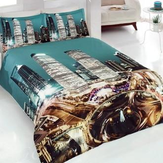 Комплект постельного белья Virginia Secret RANFORCE 3D DIGITAL 11 хлопковый ранфорс
