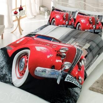 Комплект постельного белья Virginia Secret RANFORCE 3D DIGITAL 10 хлопковый ранфорс