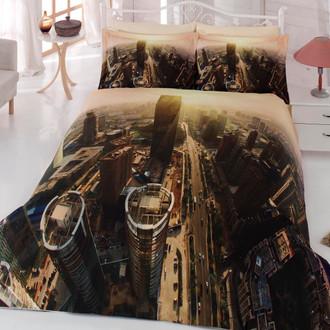 Комплект постельного белья Virginia Secret RANFORCE 3D DIGITAL 18 хлопковый ранфорс