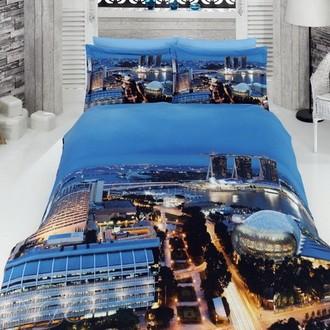Комплект постельного белья Virginia Secret RANFORCE 3D DIGITAL 16 хлопковый ранфорс