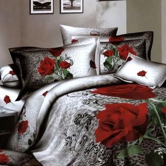 Комплект постельного белья Tango TS-948/1 хлопковый сатин