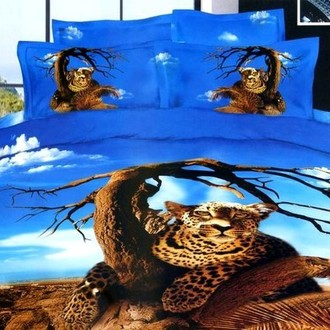 Комплект постельного белья Tango TS-122 хлопковый сатин