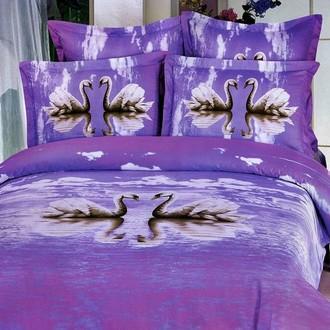 Комплект постельного белья Tango TS-059 хлопковый сатин