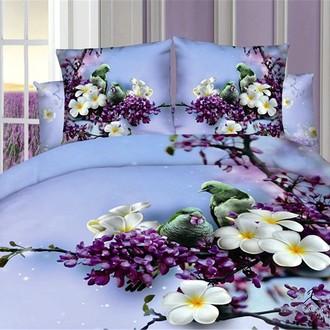 Комплект постельного белья Tango TS-753 хлопковый сатин