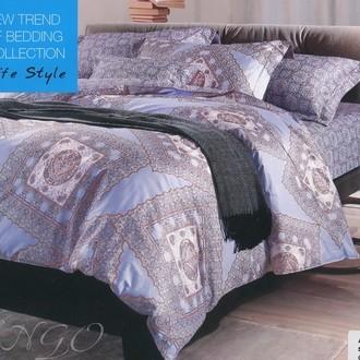 Комплект постельного белья Tango TS-668 хлопковый сатин