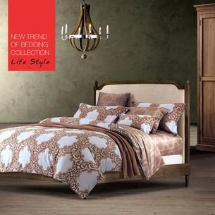 Постельное белье Tango TS-672 хлопковый сатин 1,5 спальный