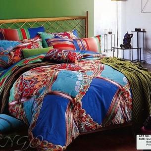 Постельное белье Tango TS-33A хлопковый сатин 1,5 спальный