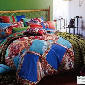Комплект постельного белья Tango TS-33A хлопковый сатин