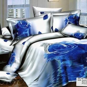 Комплект постельного белья Tango TS-49A хлопковый сатин