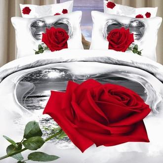 Комплект постельного белья Tango TS-750 хлопковый сатин