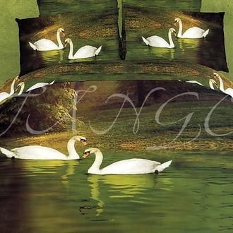 Комплект постельного белья Tango TS-21A хлопковый сатин
