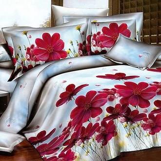 Комплект постельного белья Tango TS-021 хлопковый сатин