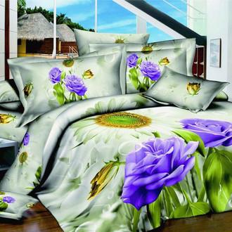 Комплект постельного белья Tango TS-824 хлопковый сатин