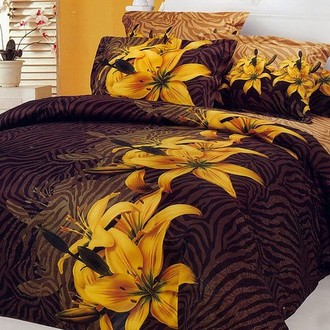Комплект постельного белья Tango TS-361 хлопковый сатин