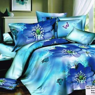 Комплект постельного белья Tango TS-69A хлопковый сатин