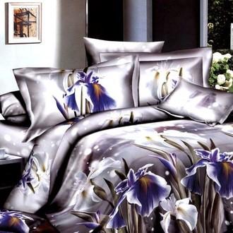 Комплект постельного белья Tango TS-084 хлопковый сатин