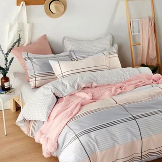 Комплект постельного белья Tango TPIG-296 хлопковый сатин