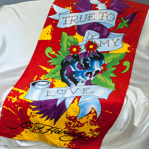 Полотенце пляжное Tango 8209-35 хлопковая махра