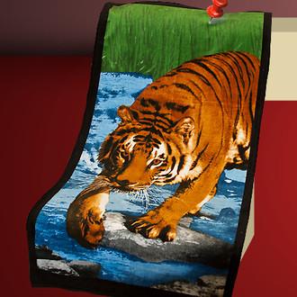 Полотенце пляжное Tango 8209-11 хлопковая махра