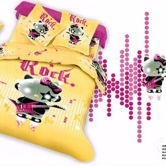 Комплект постельного белья Tango TS-875 хлопковый сатин