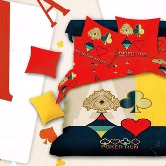 Комплект постельного белья Tango TS-874 хлопковый сатин
